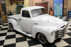 Vintage Trucks Classic 1950 Chevrolet 3100 for sale Classic Pickup Trucks, Old Pickup Trucks, Jeep Pickup, Hot Rod Trucks, Lifted Trucks, Pickup Camper, Vintage Chevy Trucks, Chevy Trucks Older, Antique Trucks