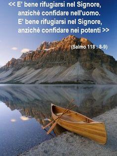 dal Salmo 118 : 8-9