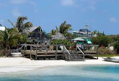 Pete's Pub, Little Harbour, Abaco Islands, Bahamas.