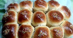 Η μαγειρική είναι έμπνευση. πάθος.. δημιουργία.. απόλαυση School Snacks, Greek Recipes, Hot Dog Buns, Hamburger, Cooking Recipes, Sweets, Breakfast, Food, Pastries