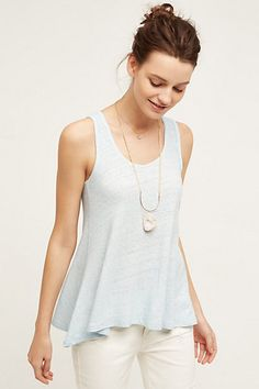 Savoy Swing Tank #anthropologie