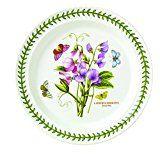 #4: Portmeirion Botanic Garden Dinner Plates Set of 6 Assorted Motifs