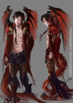 """areyoutryingtodeduceme: brilcrist: continuity from my previous """"just for fun"""": Cumber!SmaugI had ridiculous free time today, and these were born… and to be honest, i dont wanna call this SmaugLockD: i just want a Pure evil Smaug the dragon with Cumberbatch Human form, no sherlock personality in here, so shall we call him CumberSmaug, instead? one more thing: got many notes asking me to paint him with Bilbo, but since i already saw tons of them, let's just have a Young Thorin, ok?coz i do…"""