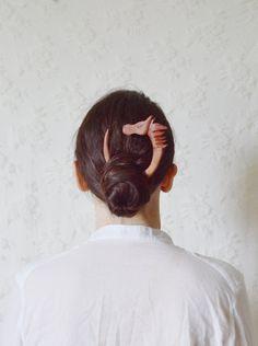 horse hair stick hair pin hair fork hairsticks by theancientmuse