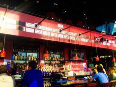 Blue Sky Martini Bar