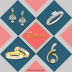 Buy gold & diamond jewellery online in India at lowest price. Buy online jewellery gift for your loved ones from our large collection of jewellery. Jewelry Gifts, Jewellery, Jewelry Website, Beautiful Gifts, Luxury Jewelry, Evergreen, Diamond Jewelry, Jewelry Collection, First Love