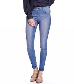 Old Navy Mid-Rise Rockstar Skinny Jeans