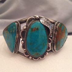 Vintage Navajo boho chic style!
