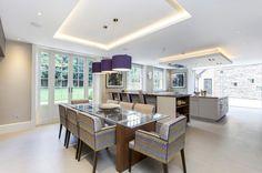 Парящий натяжной потолок: особенности конструкций и 80+ ультрасовременных реализаций для вашего дома http://happymodern.ru/paryashhij-potolok-natyazhnoj-foto/ paryashhij-potolok-natyazhnoj_39