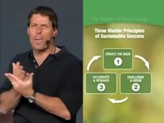 Tony Robbins: How To Have More Energy For Life