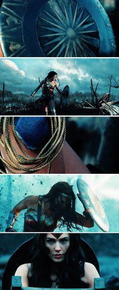 'Wonder Woman' Trailer Premiere