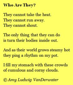 writing an anti-bullying poems for kindergarten