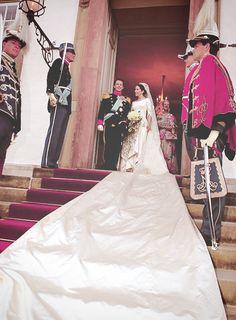 Crown Prince Frederik and Crown Princess Mary