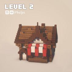 Minecraft Market, Minecraft Farm, Minecraft Cottage, Minecraft Castle, Minecraft Medieval, Cute Minecraft Houses, Minecraft Plans, Minecraft House Designs, Minecraft Construction