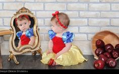 New baby pictures newborn disney snow white ideas Snow White Pictures, New Baby Pictures, Newborn Pictures, Baby Snow White, Baby In Snow, Children Photography, Family Photography, Sweets Photography, Style Disney