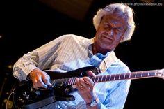 Jazz guitarist, John McLaughlin