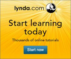 lynda Display Ads, Online Tutorials, Advertising Campaign, Banner, Learning, Banner Stands, Banners, Ad Campaigns, Study