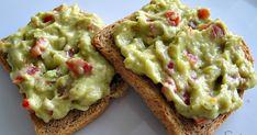 Avocado Toast, Guacamole, Healthy Recipes, Healthy Food, Food And Drink, Breakfast, Ethnic Recipes, Blog, Fitness