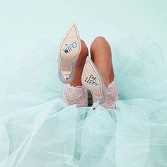 Perfect Wedding Shoes by @sophiawebster 💕 #dressesafterdark #bridetobe #bridezilla #weddingday #wedding #weddings #bride #bride2be #bridalblogger #allthingsbridal #gettingmarried #bridal #style #fashion #events #weddingplanner #love #veil #bridalmakeup #dubai #follow #wbyt #weddingsbyyourstruly #sydney  #weddingdress #dreamwedding4u