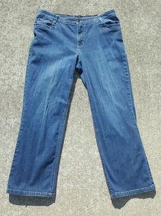 Christopher Banks Women's Jeans Modern Fit Size 14 Short Free SHIP   eBay