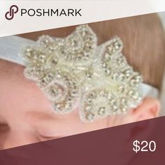Baby Girl rhinestones headband New one size Accessories Hair Accessories