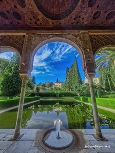 Andalusia, Granada, Mansions, House Styles, Home, Decor, Decoration, Grenada, Manor Houses