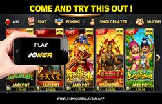 Joker123 ready to play ! FREE TO DOWNLOAD joker123 now... Play Game Online, Online Casino Games, Online Casino Bonus, Online Games, Batman Arkham City, Batman Arkham Origins, Gotham City, Play Free Slots, Free Slot Games