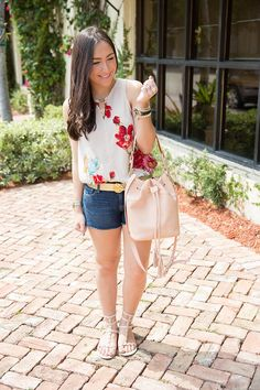 Desires by Mikolay loves Gigi's Desert Rose Jenn Bucket Bag just as much as The Fashionista Diaries Blog! $350.