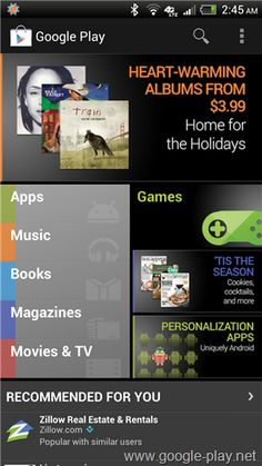Google-Play.net shared all updated news, Tutorial and reviews about Google play store. You will also get recommended Google play store apps.