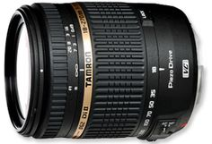 Tamron 18-270mm Di II VC PZD All-In-One Zoom Lens, the world's most compact 15X zoom for your digital SLR camera. One lens, Every moment.