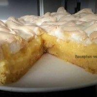 Tarte au citron meringuée (citroentaart met merengue) : Recepten van Domy