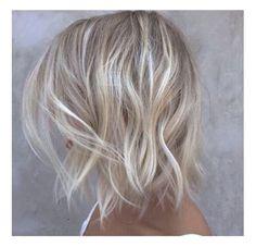 Dreamy blonde babylights