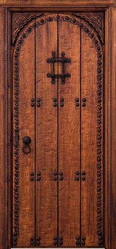 Medieval door now this is the one all about wine for Puertas rusticas exterior