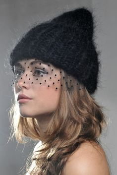 Coco Bonnet with vail - want!!!