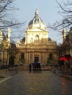 Paris en photo - paris-enphoto: - La Sorbonne