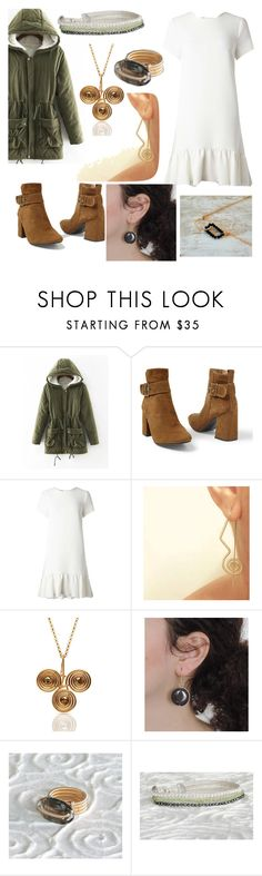 """""""rusic fall oufit"""" by tamarmanyjewelry on Polyvore featuring Venus and Miss Selfridge"""