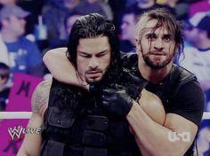 Roman and Seth