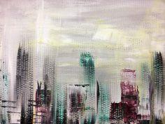 November, Skyline, Abstract, Gallery, Artwork, November Born, Summary, Work Of Art, Roof Rack