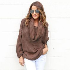 2016 New Brand Sweater Women Wool Slim Basic Pullovers Femme 2XL Cashmere Knitted Sweater Women  #Affiliate