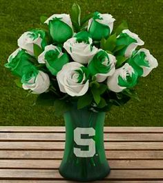 Michigan State! If my husband truly loves me....haha. Seriously, though... ;)
