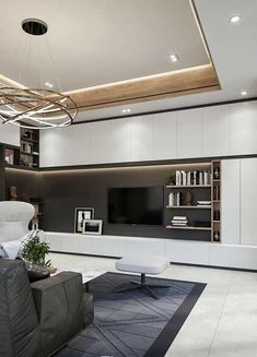 Interior Design Tips Perfect For Any Home Big Living Rooms, Living Room Tv Unit, Living Room Sets, Home Living Room, Interior Design Living Room, Living Room Designs, Living Room Decor, Small Living, Modern Living