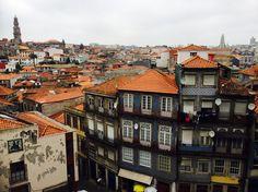 Oporto, vista dalla cattedrale