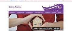 La dottoressa Laura Messina è una psicologa clinica che svolge la sua attività professionale mirando alla tutela psichica del singolo, della coppia e della famiglia.  Nel sito web della dottoressa si possono approfondire le sue professionalità e i suoi campi d'intervento.