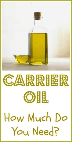 The small amount of essential oil you need to add to a carrier oil may surprise you. But only a tiny bit of aromatic oil is needed. Learn about safe dilution ratios here.
