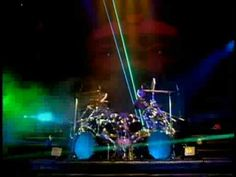 Eric Carr - Drum Solo (1990) - HQ
