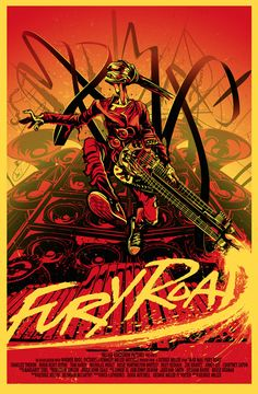 Mad Max Fury Road by Derek Ring
