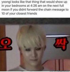 Chain message.. LOL!!   allkpop Meme Center