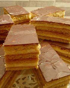 Grízes-mézes krémes - Ez Szuper Food And Drink, Cookies, Biscuits, Cookie Recipes, Cookie, Cake, Biscuit