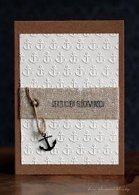 Live your dreams Holz Handwerk – Wedding ideas Handmade Greetings, Greeting Cards Handmade, Diy Stationery Cards, Diy Birthday, Birthday Cards, Birthday Card With Photo, Karten Diy, Nautical Cards, Masculine Cards