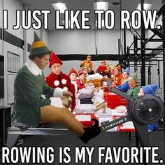 Want a full body cardio workout that doesn't make you feel like a hamster on a wheel? Rowing Memes, Rowing Quotes, Rower Workout, Workout Gear, Workout Outfits, Workout Tanks, Rowing Technique, Indoor Rowing, Rowing Crew